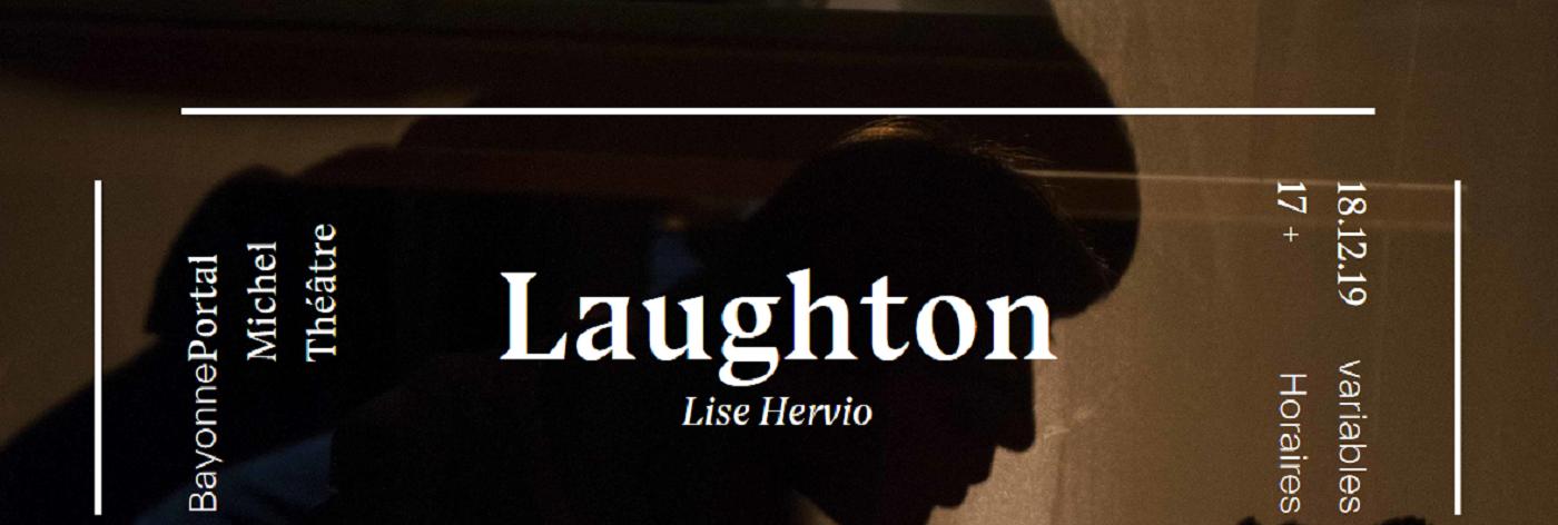 """En scène, saison 1 : """"Laughton"""""""