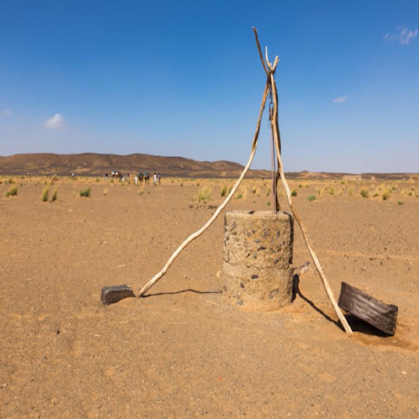 Molimbo, le gardien de l'eau