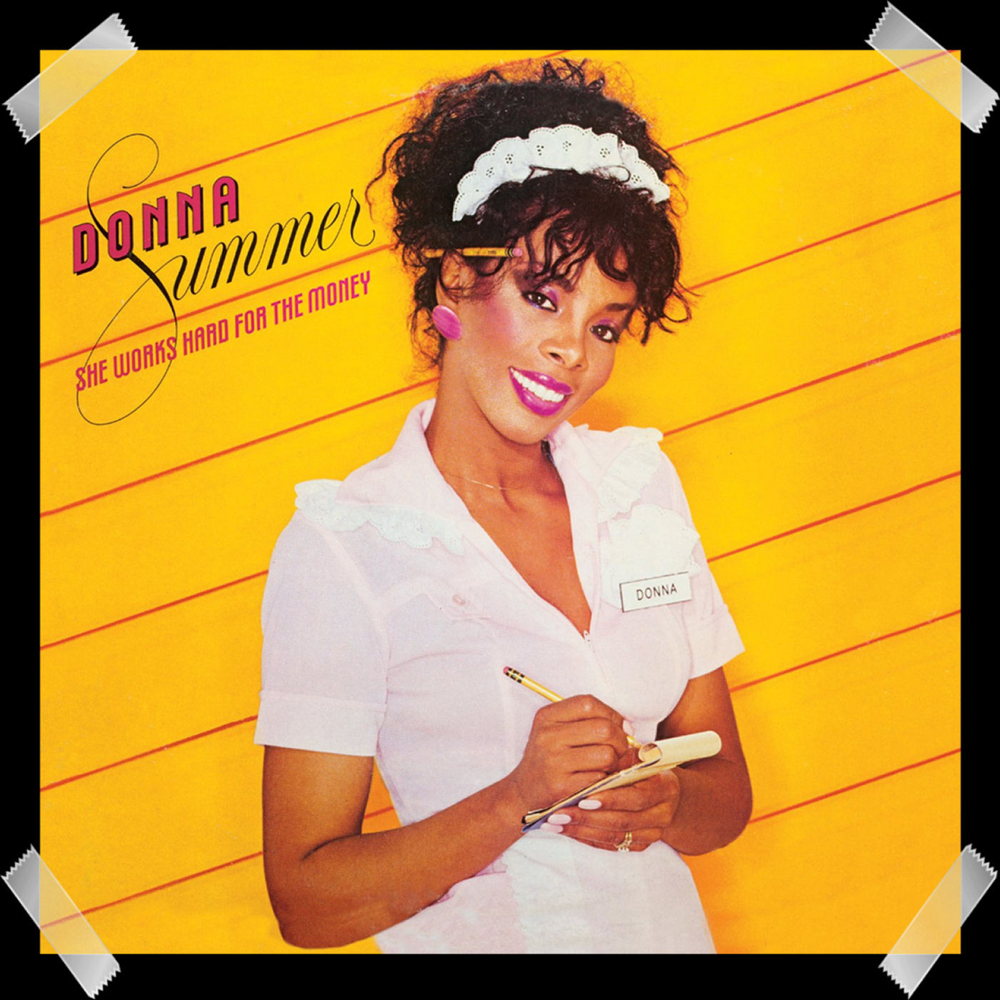 25. Donna Summer – She Works Hard For The Money