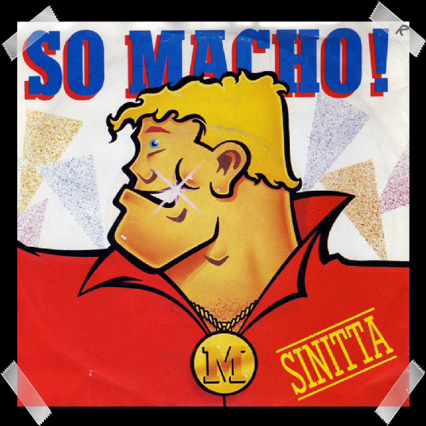 16. Sinitta - So Macho!