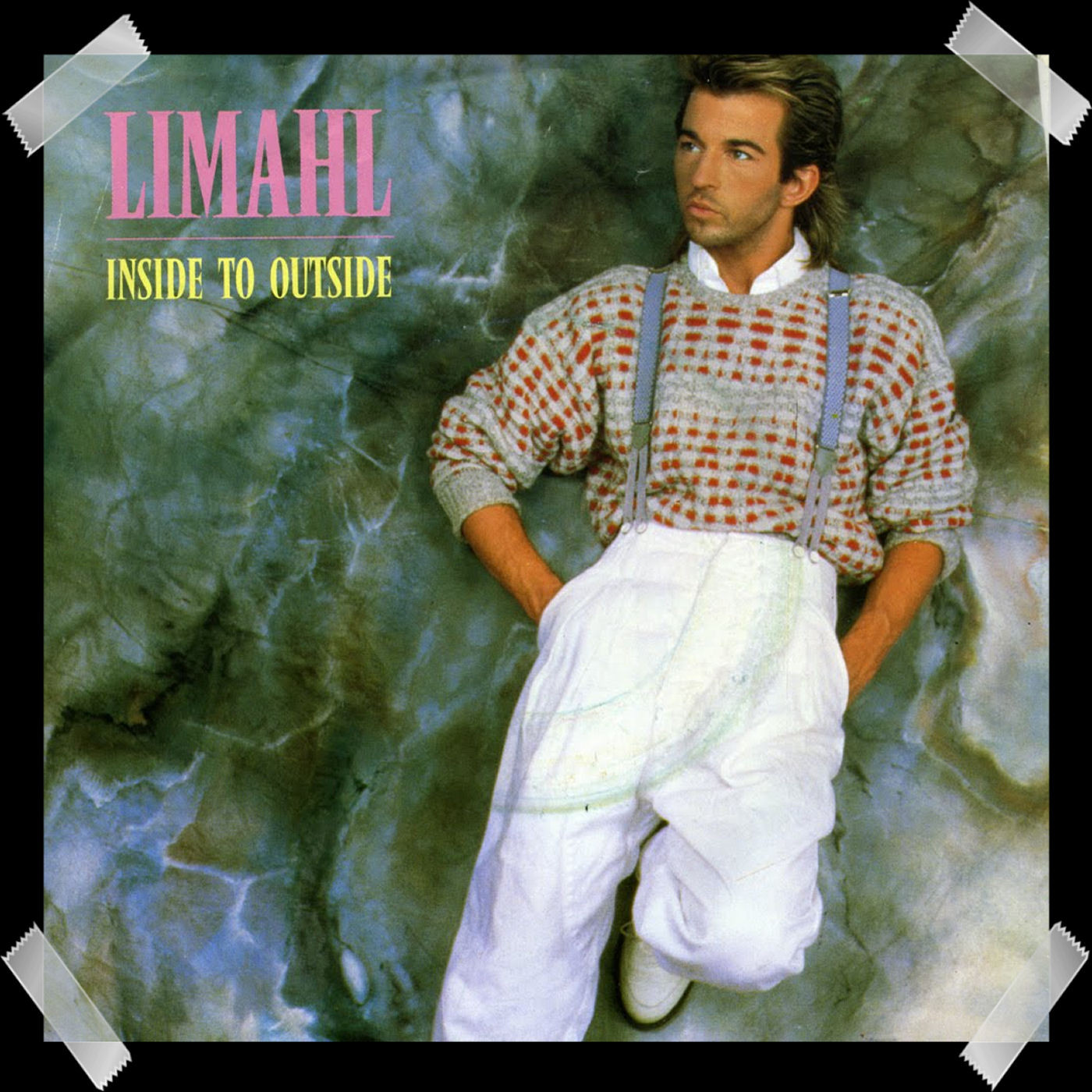 34. Limahl - Inside To Outisde
