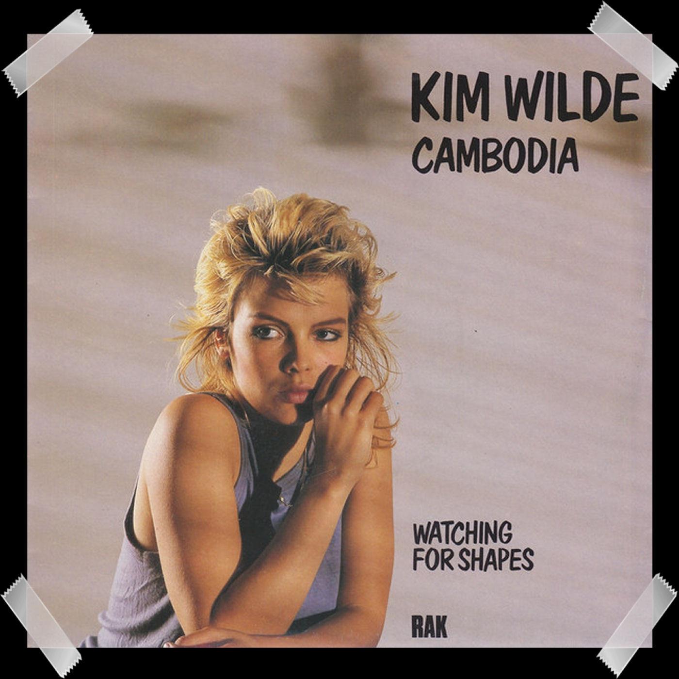 35. Kim Wilde - Cambodia