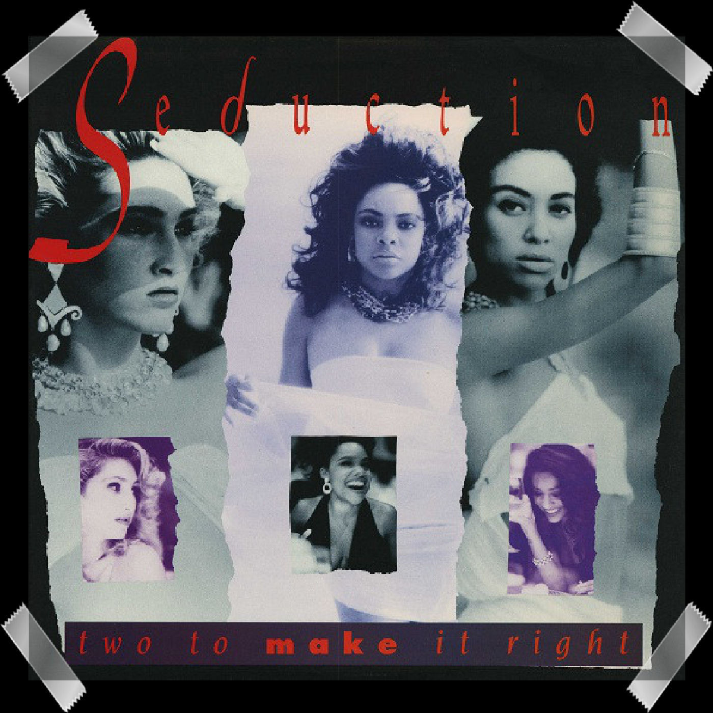 14. Seduction - Two To Make It Right