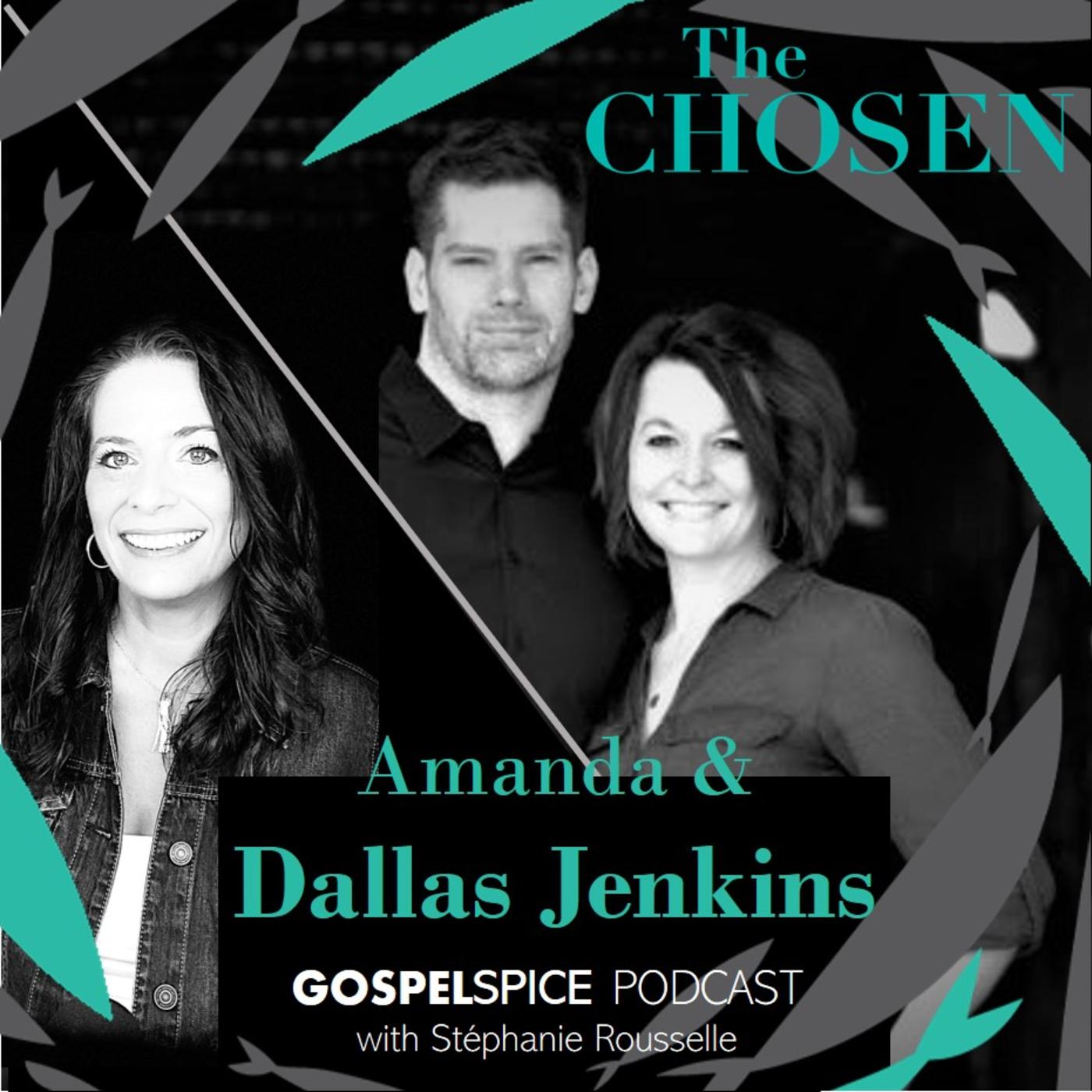 Amanda & Dallas Jenkins | The Chosen: taste & see the spice of the gospel!