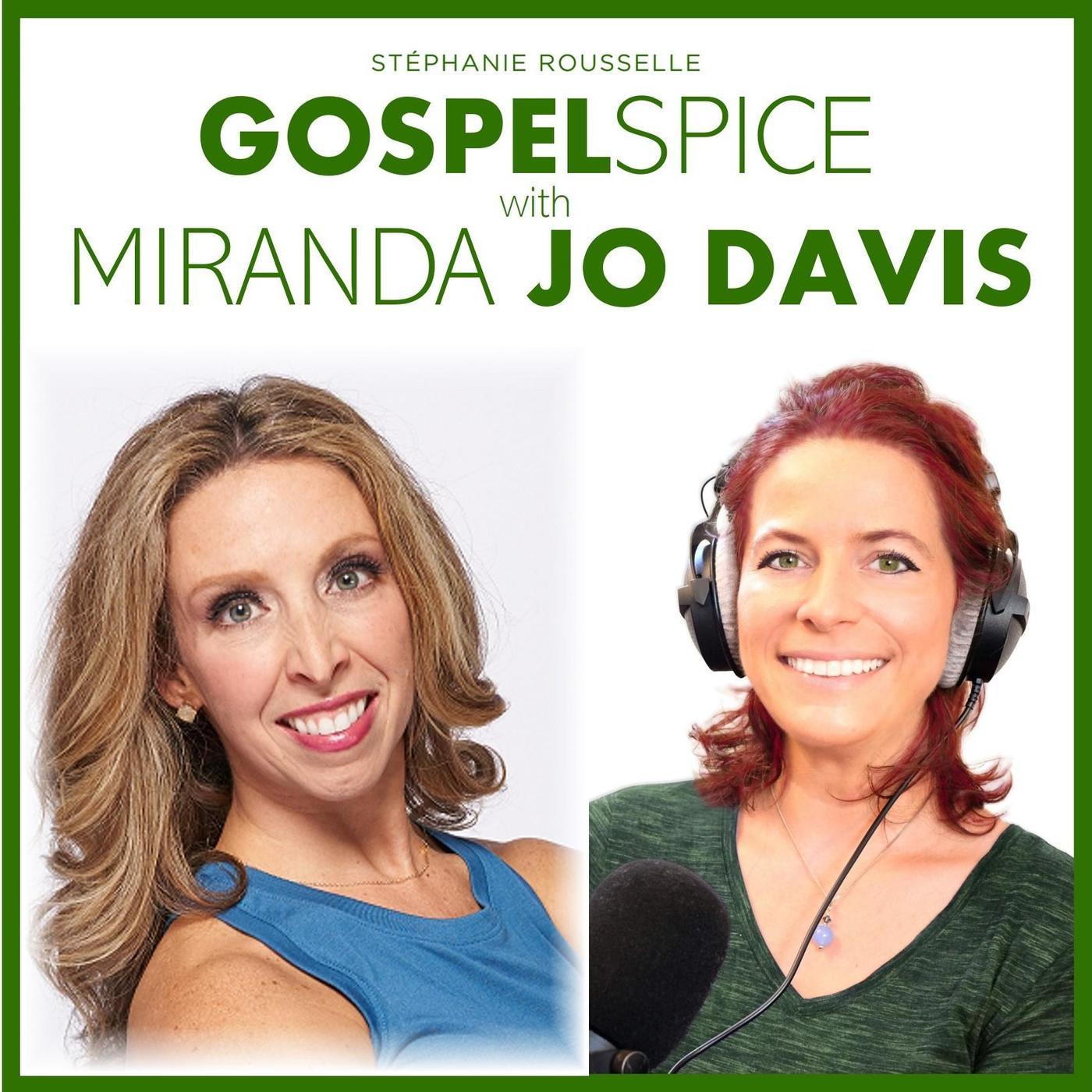 How do we practice yoga to the glory of God? - with Miranda Jo Davis