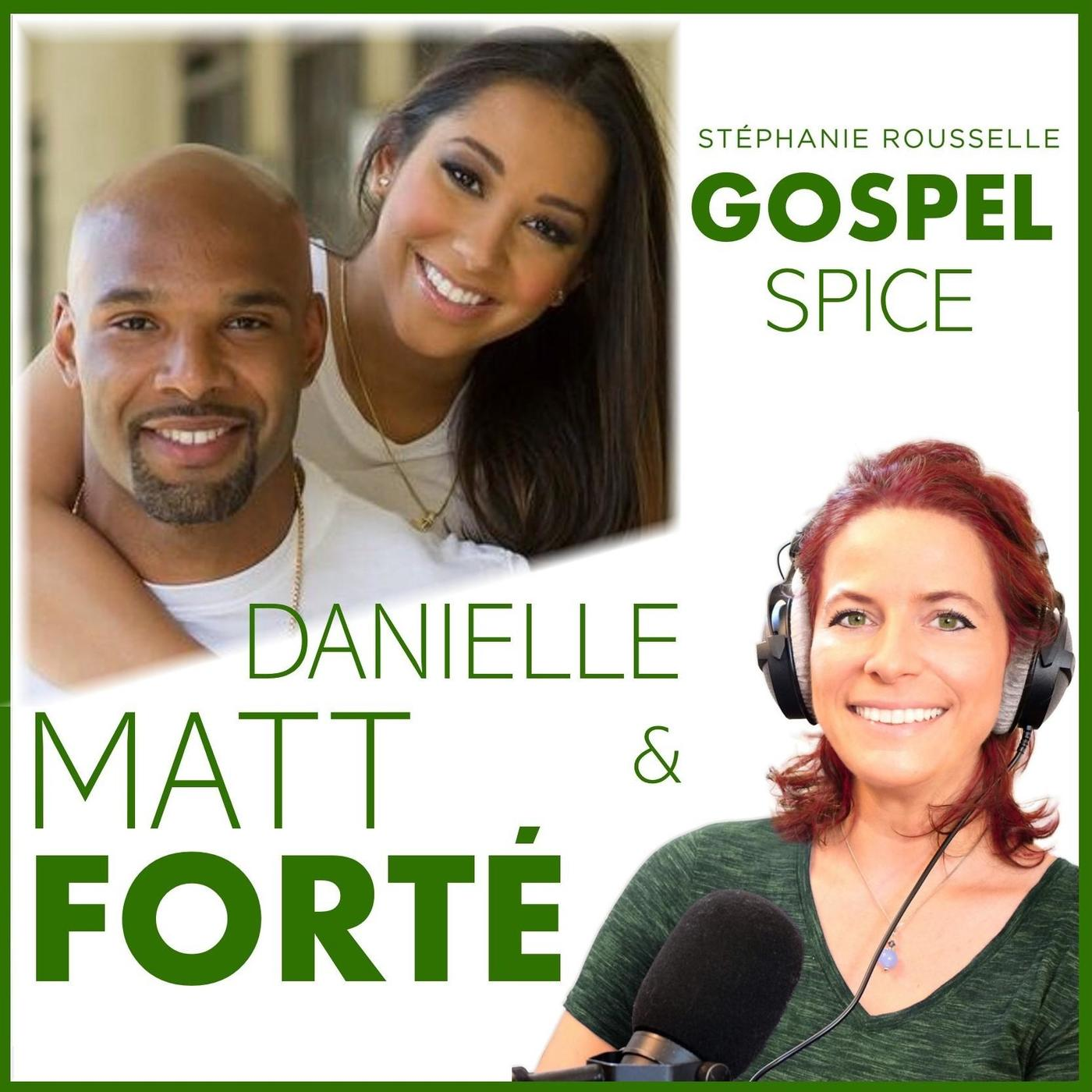 Danielle and Matt Forté: from pro football to Christ