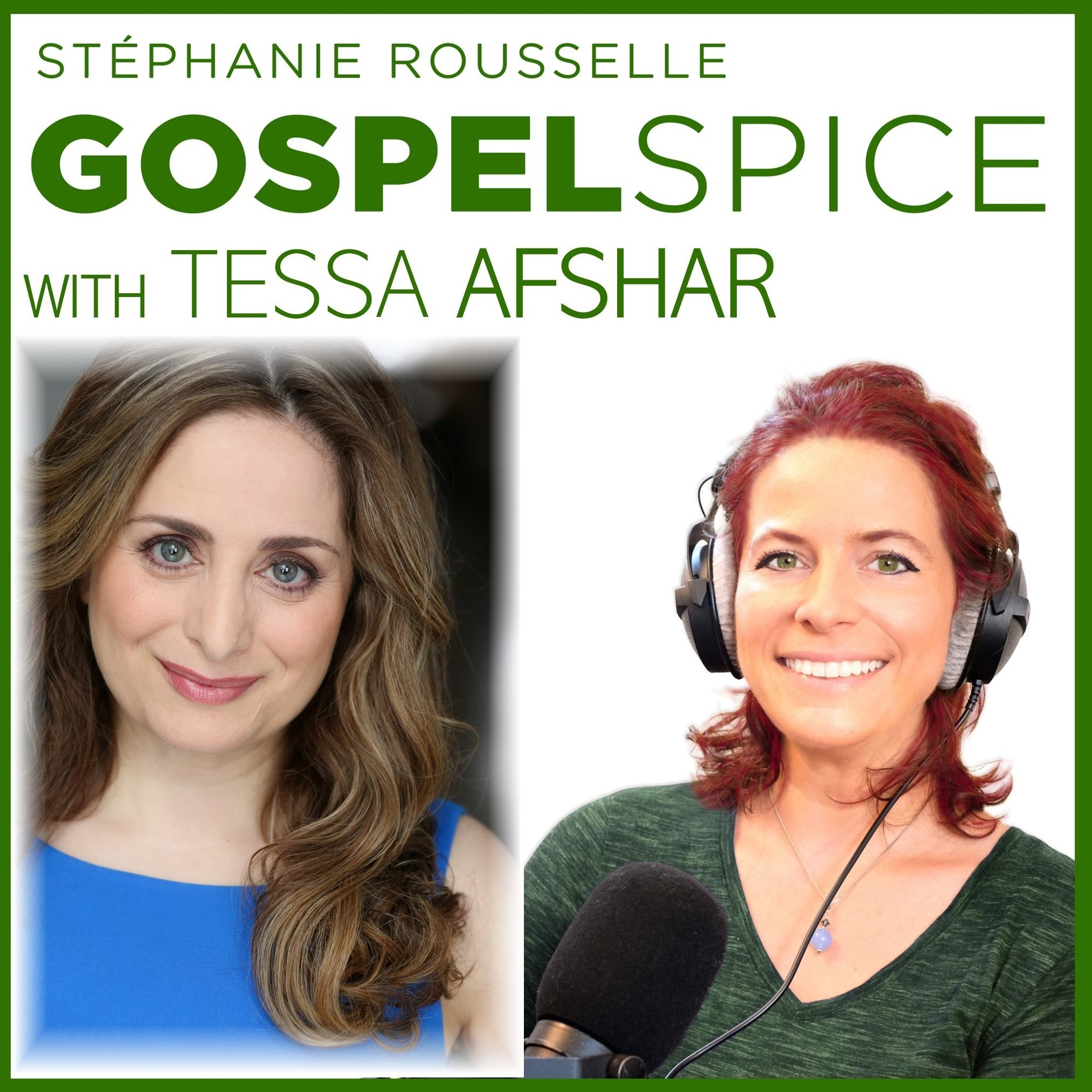 Find yourself in the eyes of Christ -- with Tessa Afshar