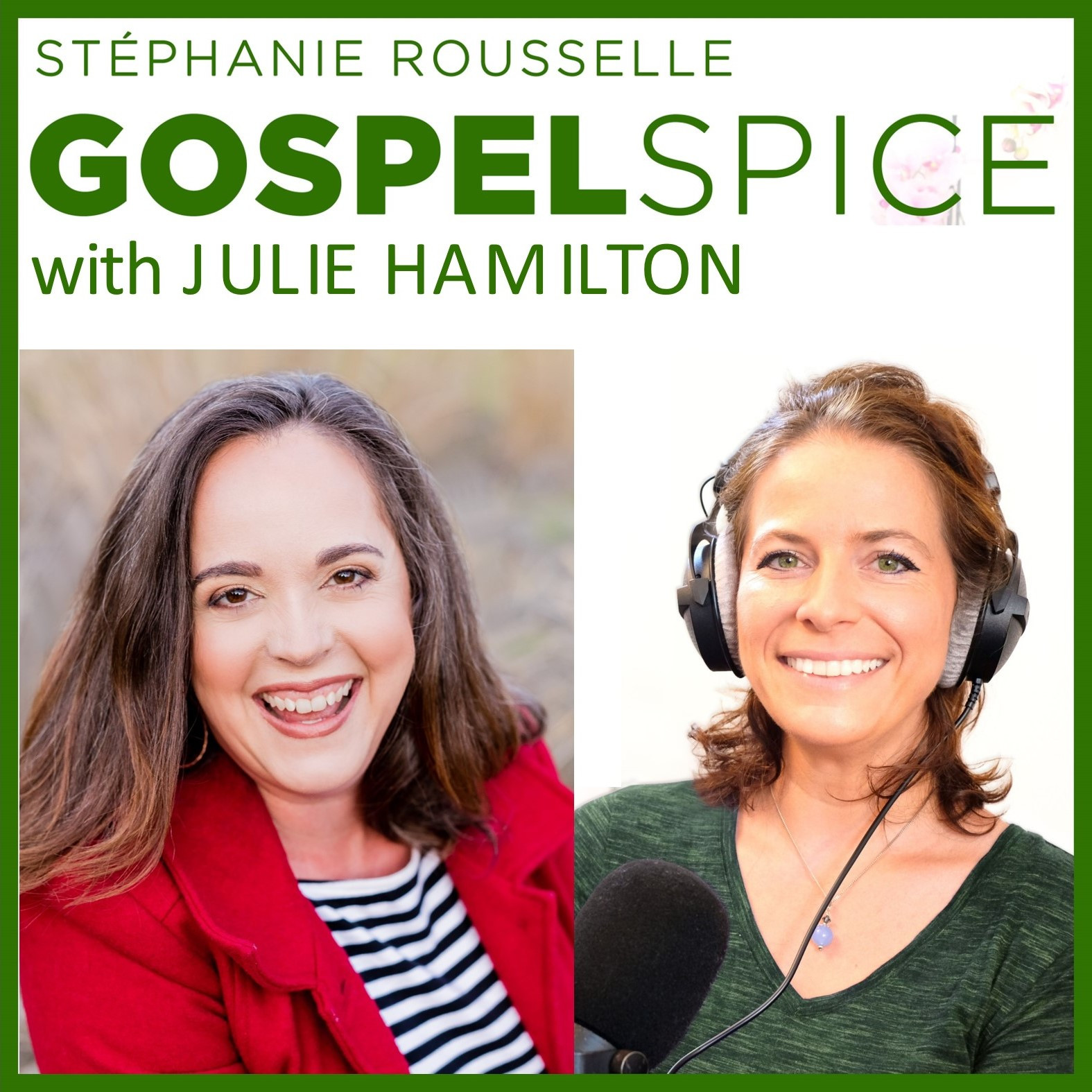 Interview: How is God using your voice amidst your overwhelming hardships? with Julie Hamilton
