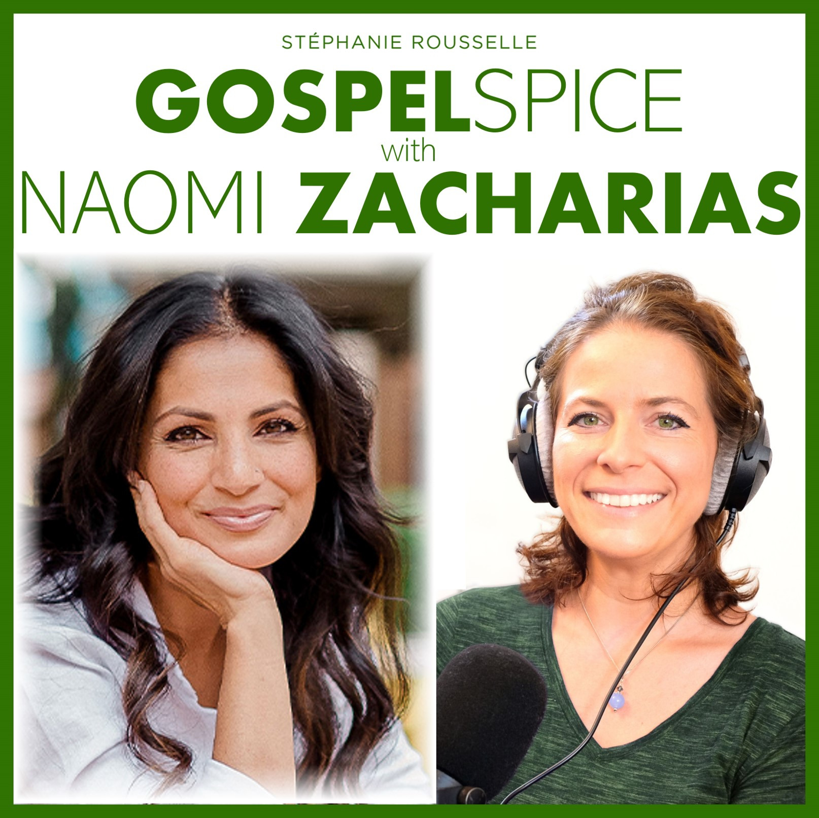 "Interview: ""I see you."" with Naomi Zacharias, Part 1"
