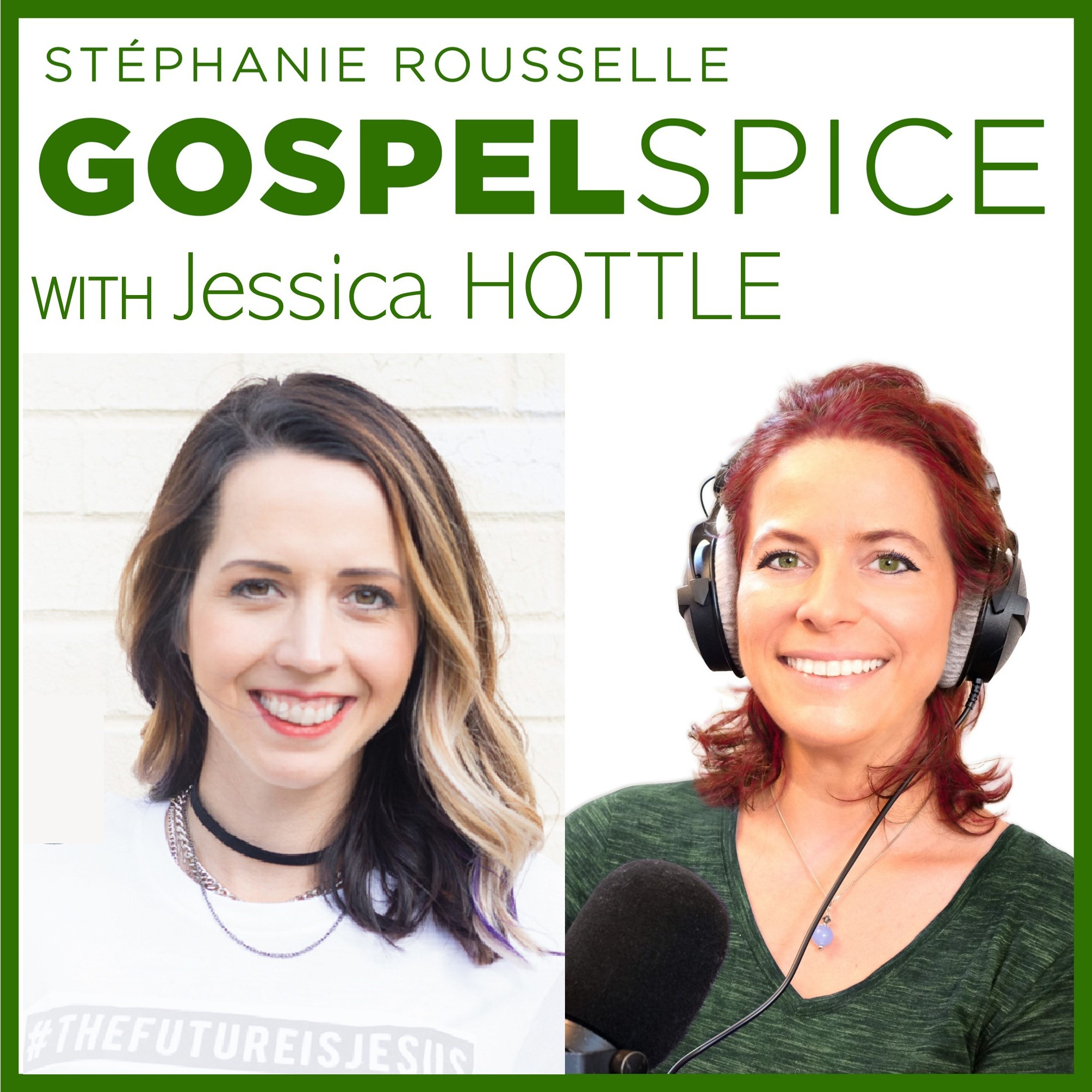 Challenge the way you think, change the way you live! with Jessica Hottle