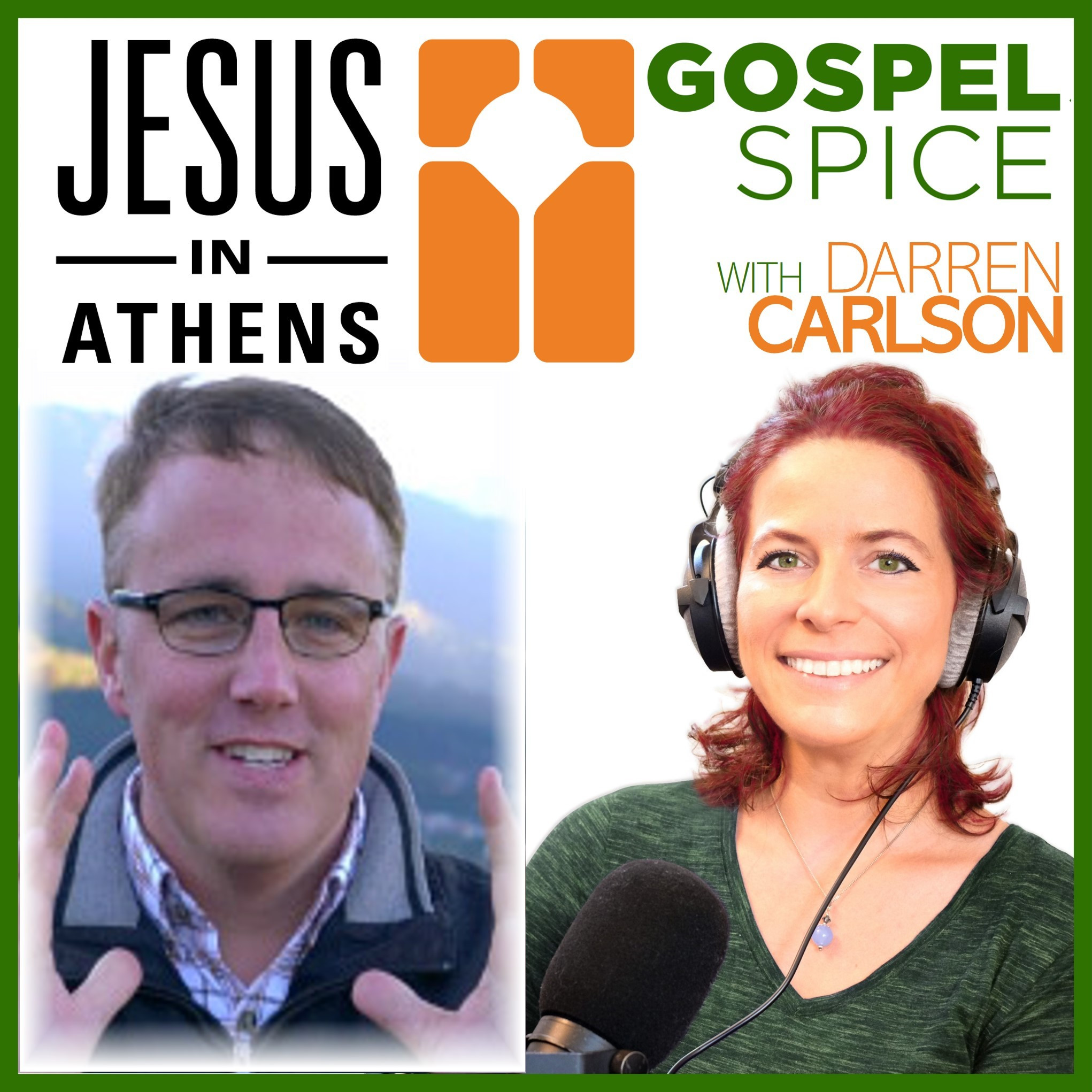Jesus in Athens: God is on the move. Will you join Him? Interview with Darren Carlson