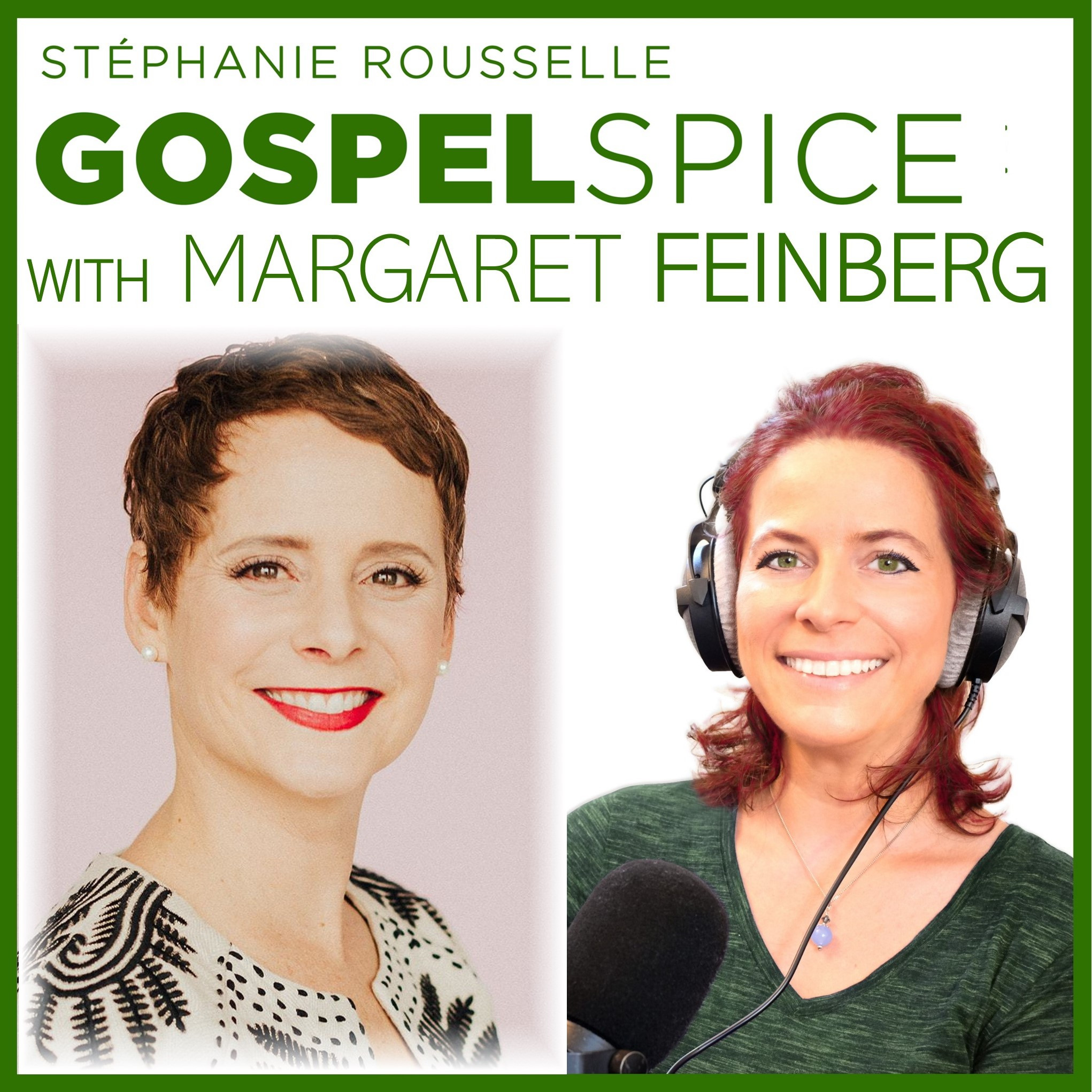 More power to you! with Margaret Feinberg