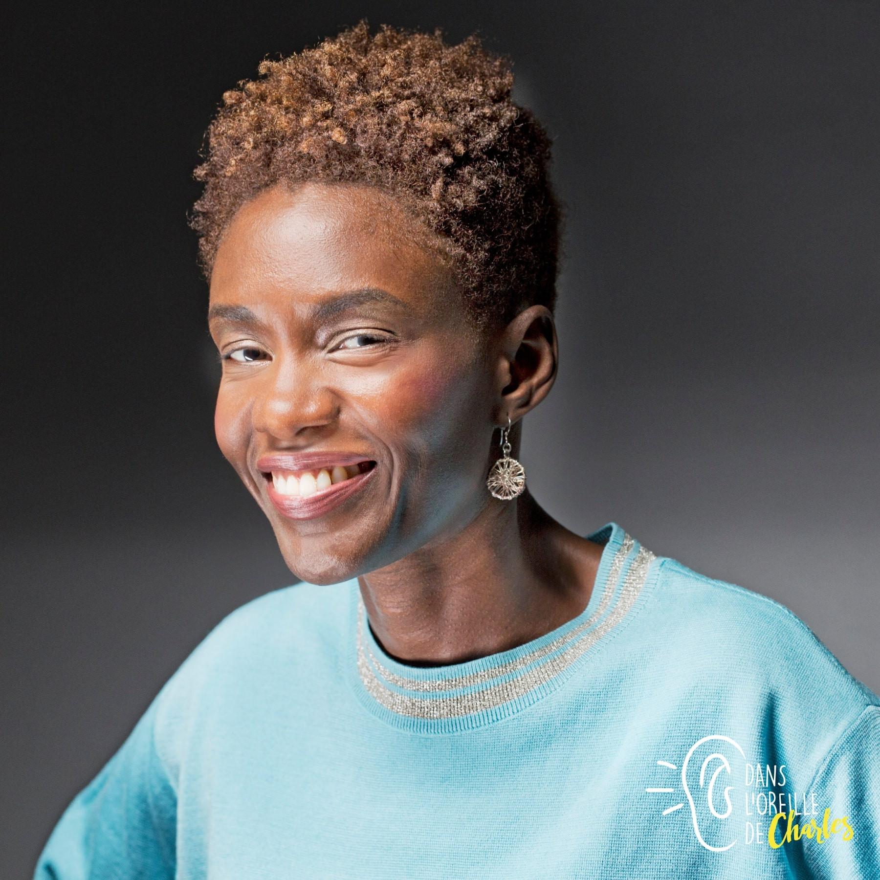 """S2#E3 Rokhaya Diallo : """"Être un allié, c'est comprendre que la discrimination des autres nous bénéficie """""""
