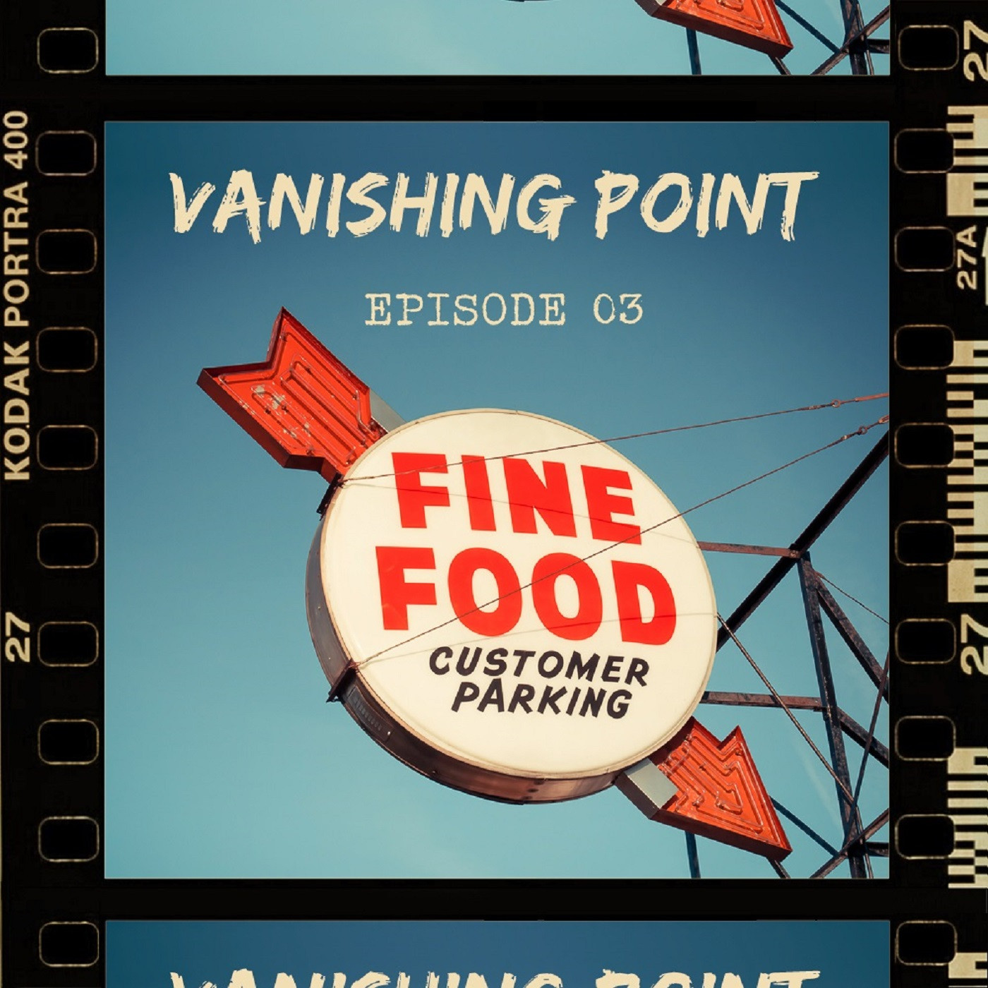 VANISHING POINT #3 - At the Diner