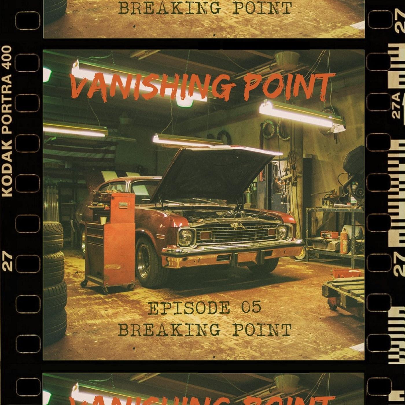 VANISHING POINT #5 - Breaking Point AVEC GUILLAUME PIERRET