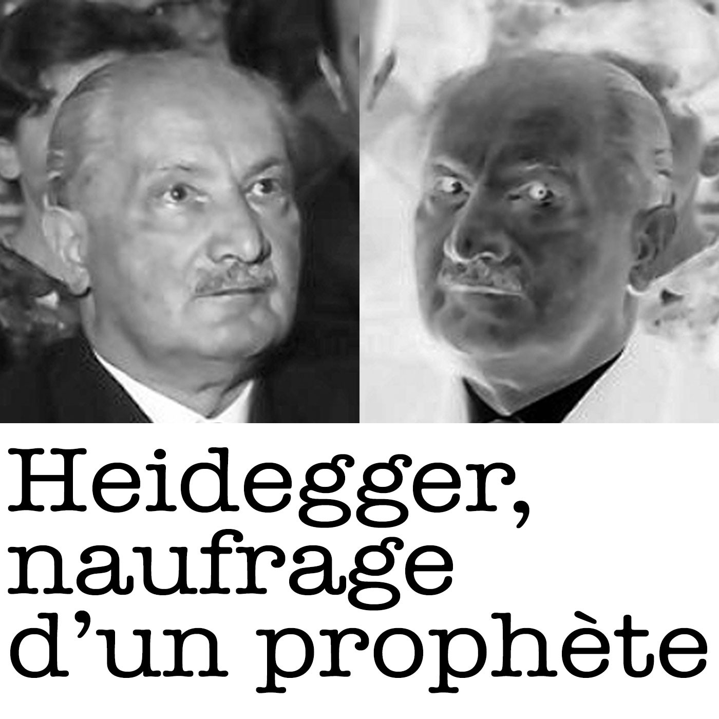 Heiddegger, naufrage d'un prophète