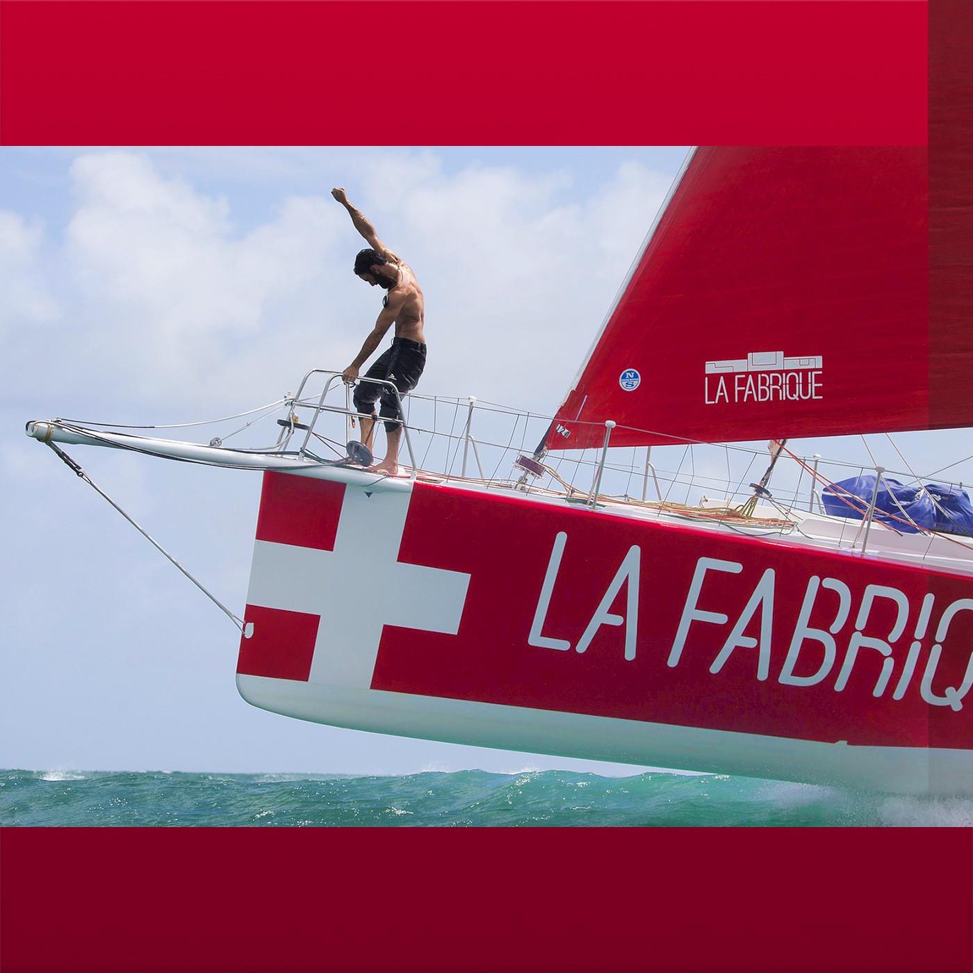 À la rencontre d'un skipper du Vendée Globe - Portrait d'Alan Roura