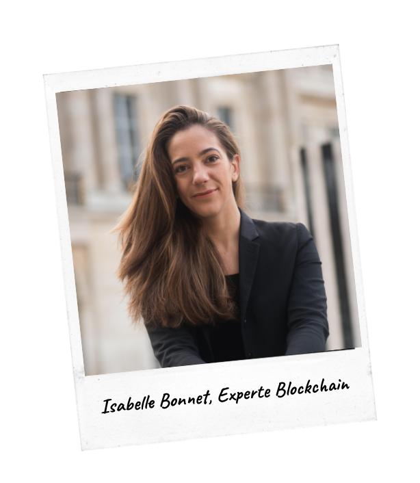#3 Isabelle Bonnet - Comment l'horlogerie s'inscrit dans la Blockchain
