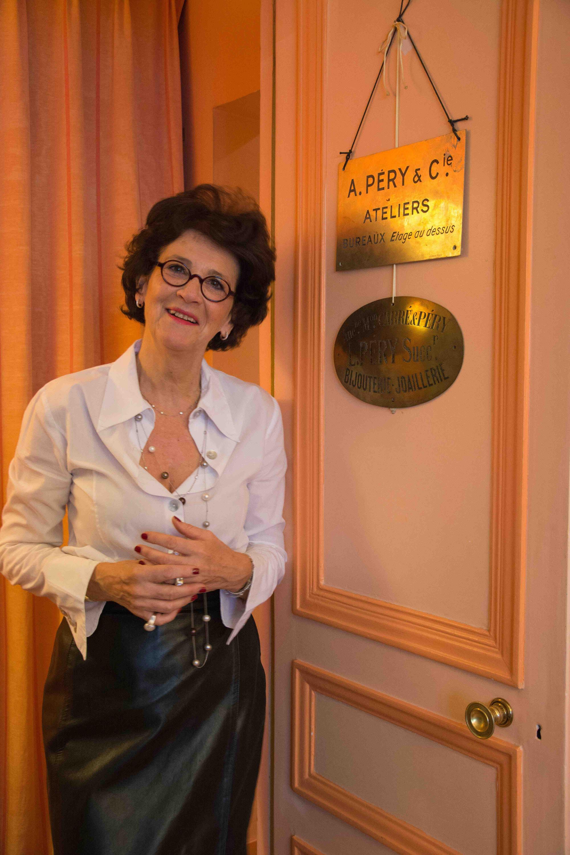 #6 Brigitte Pery - Une partie des trésors de la Maison Van Cleef & Arpels a pu être sauvée pendant la guerre par la famille Pery