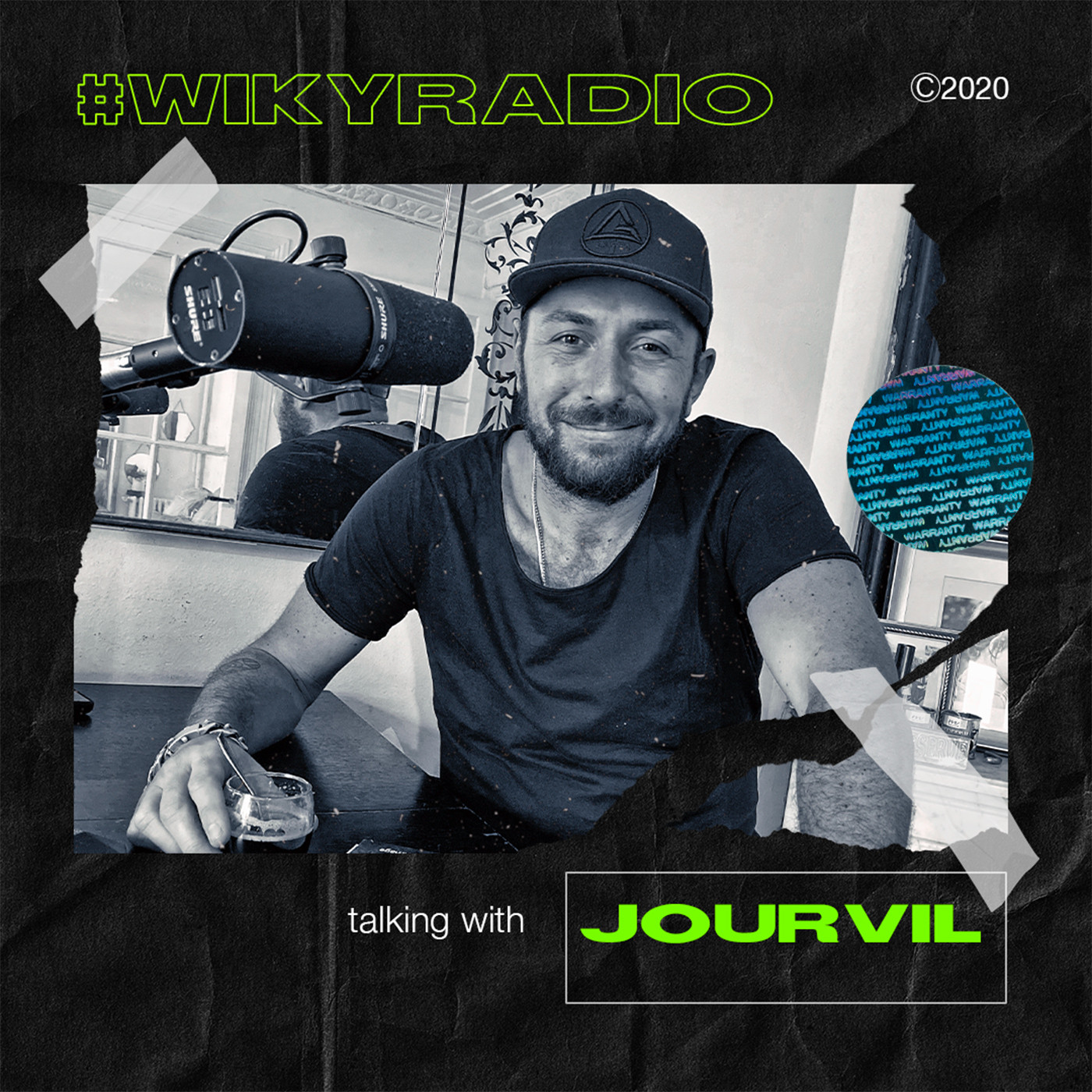 WIKY RADIO - TALKING WITH BIG JOURVIL