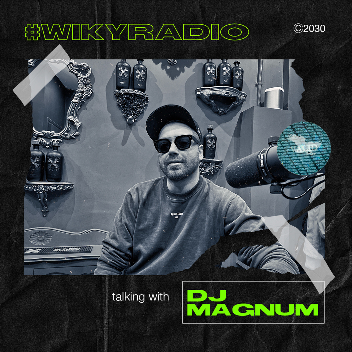 WIKY RADIO - TALKING WITH DJ MAGNUM
