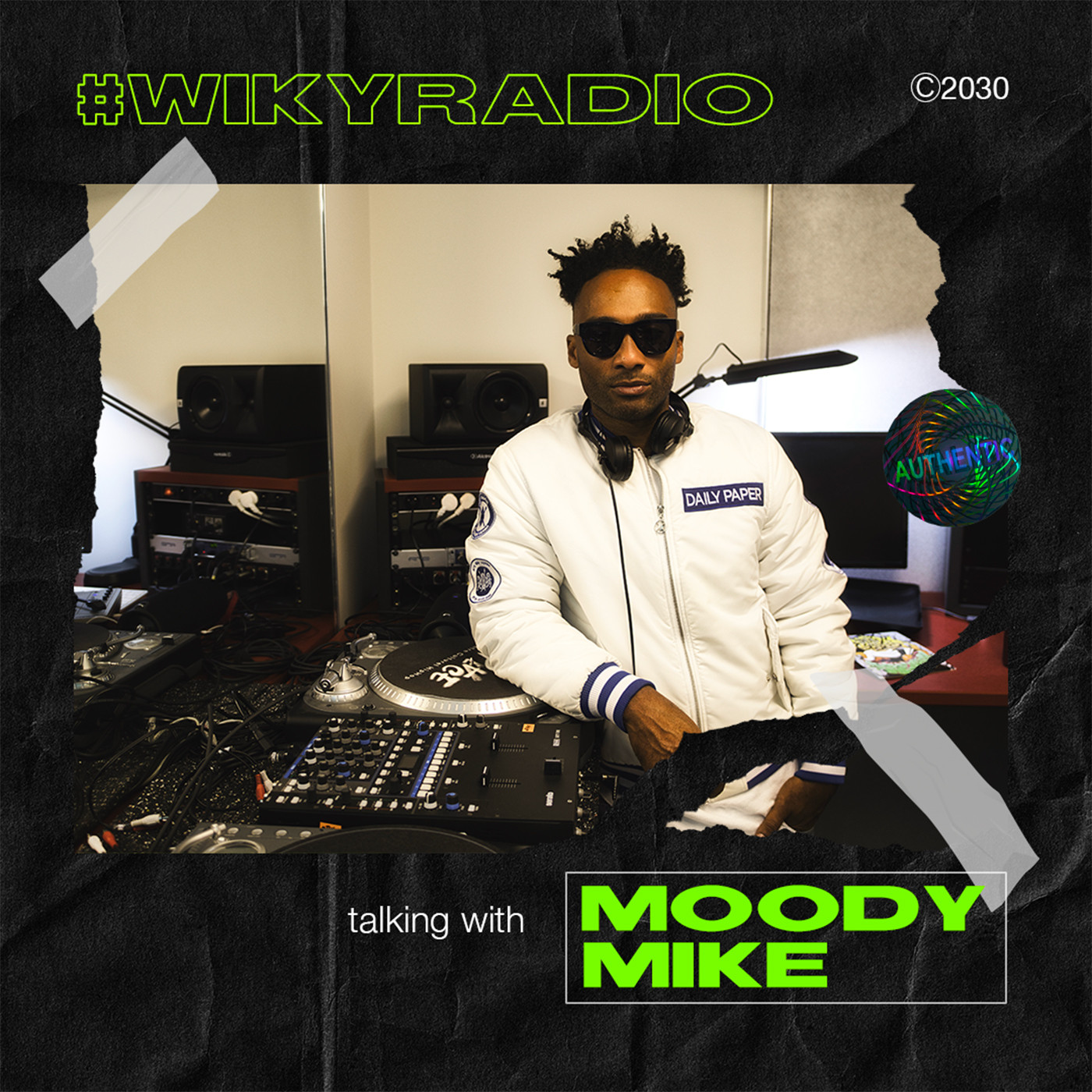 WIKY RADIO - TALKING WITH MOODY MIKE