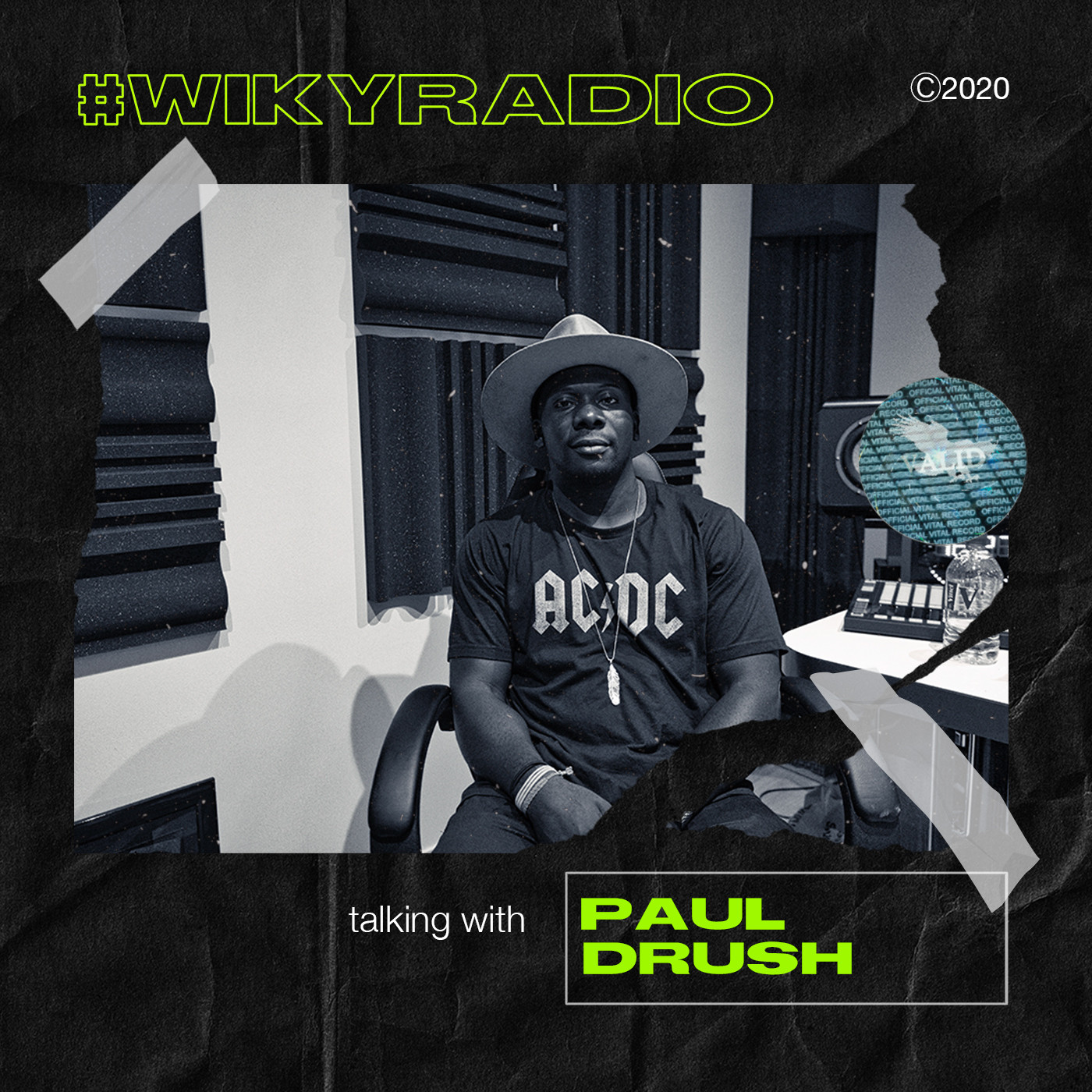 WIKY RADIO - TALKING WITH PAUL DRUSH