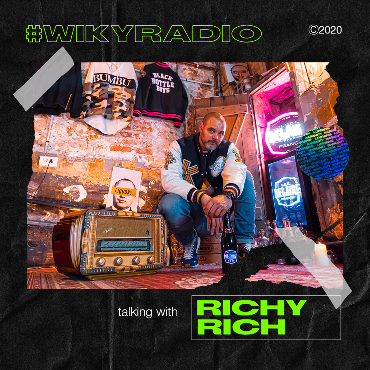 WIKY RADIO - TALKING WITH RICHY RICH