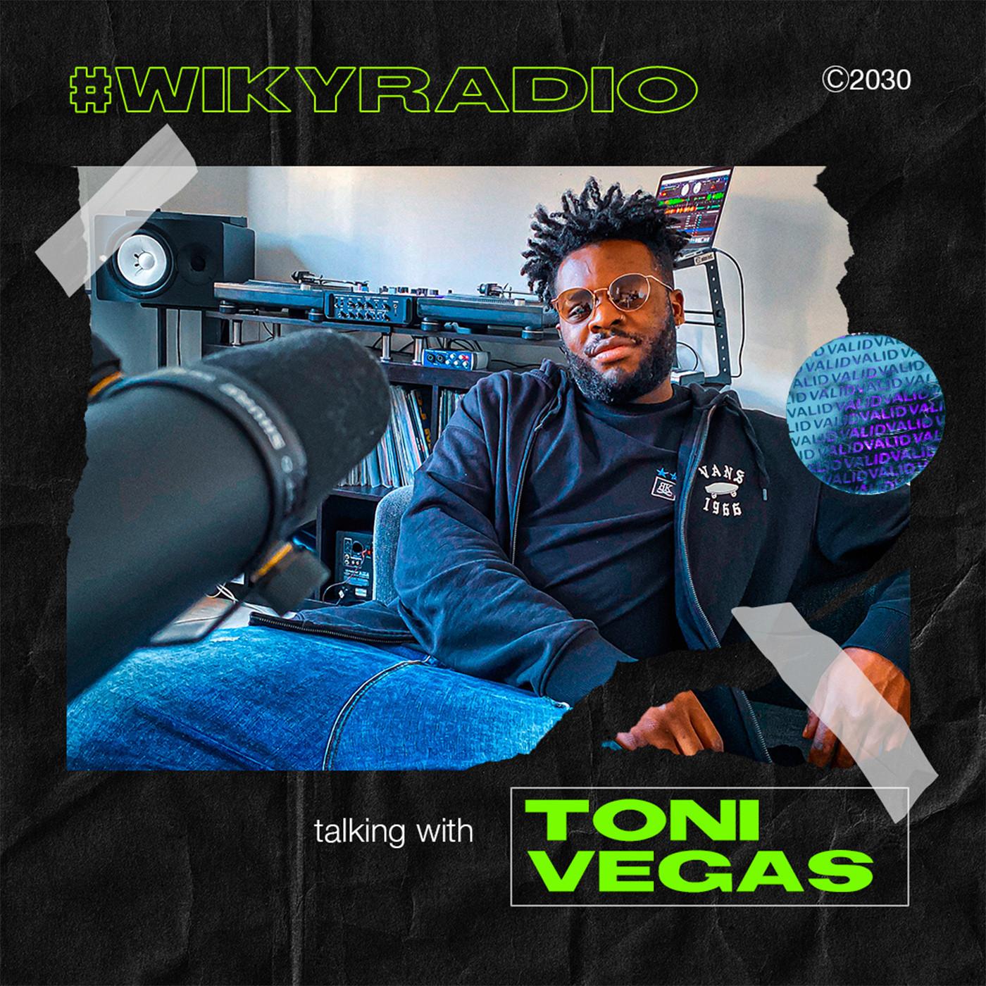 WIKY RADIO - TALKING WITH TONI VEGAS