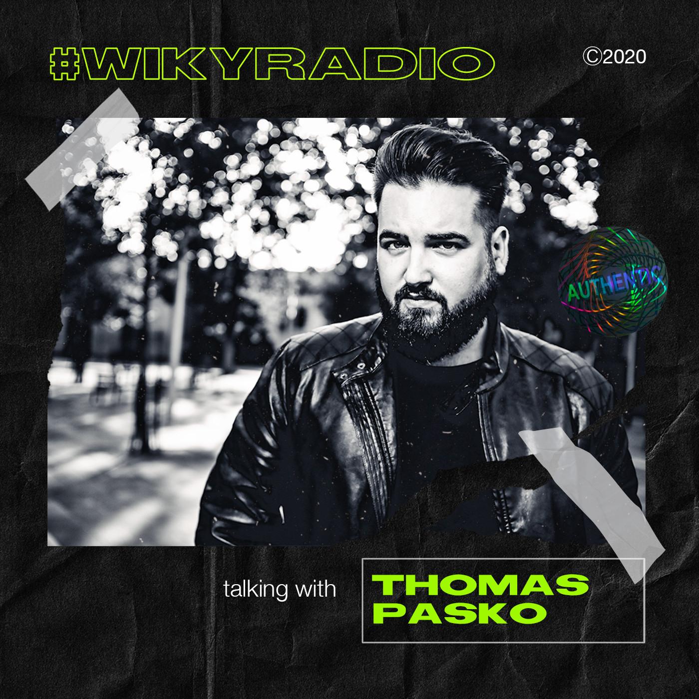 WIKY RADIO - TALKING WITH THOMAS PASKO