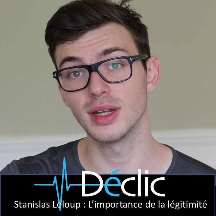 #11 Stanislas Leloup (Marketing Mania) - L'importance de la légitimité