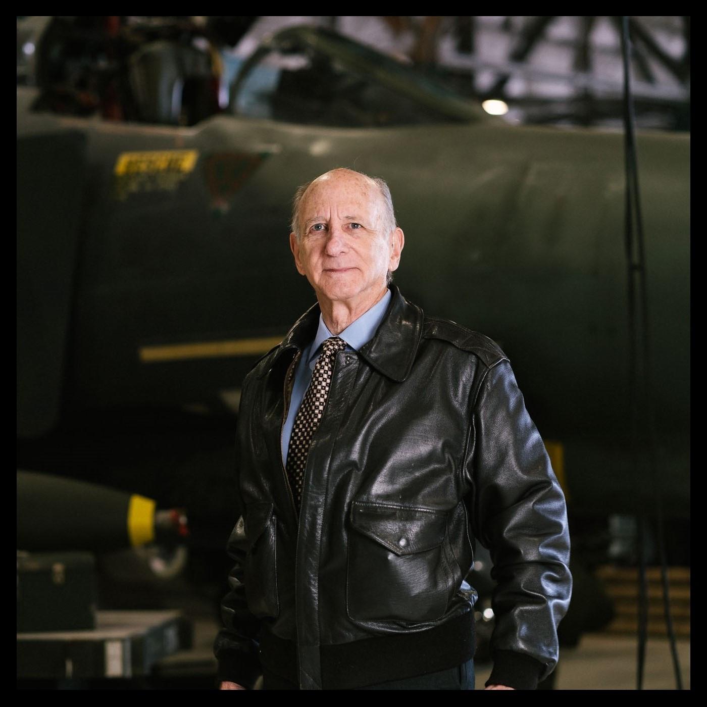 George Nolly, USAF Vietnam War Veteran, Author