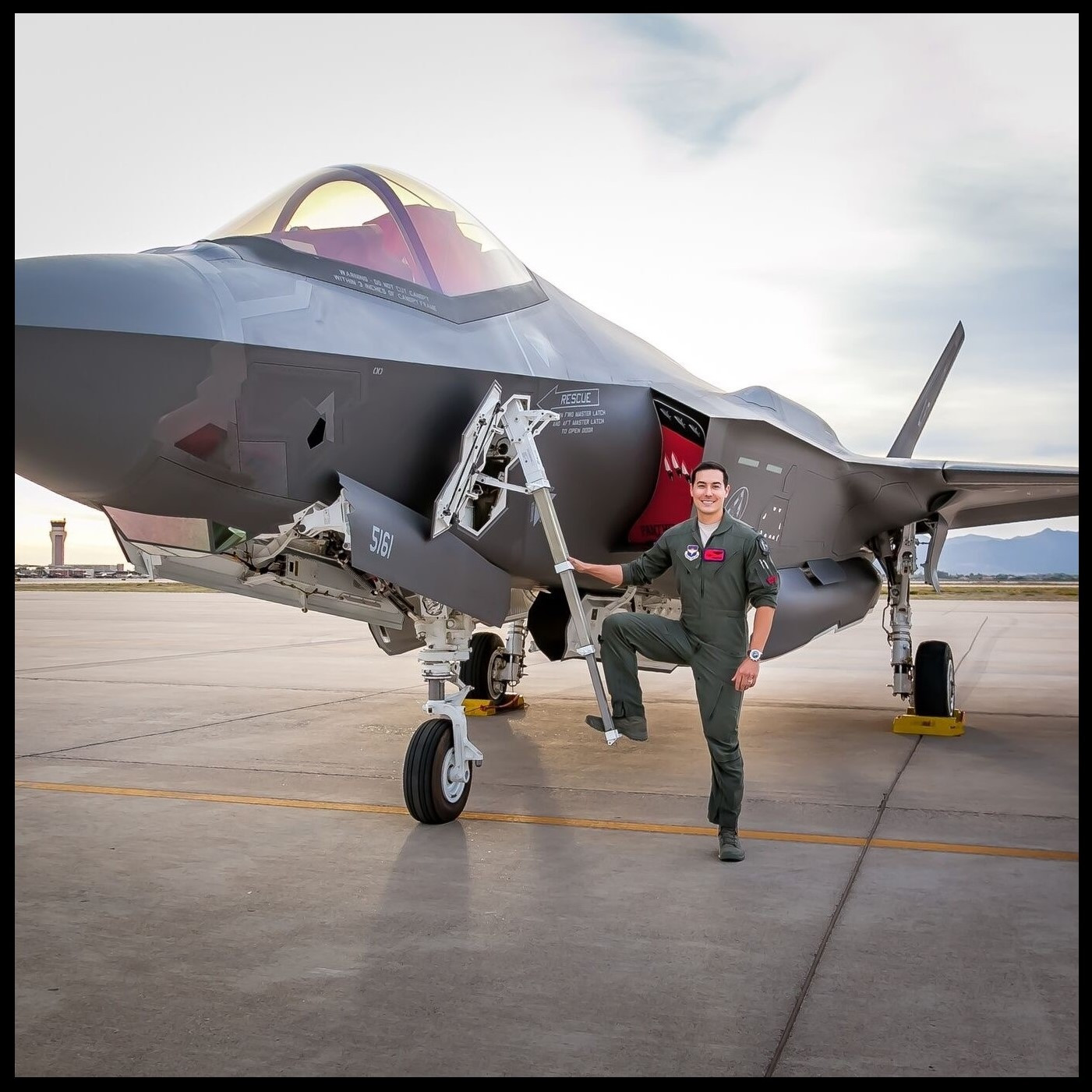 """Justin """"Hasard"""" Lee, USAF F35 Pilot, Host of The Professionals Playbook Podcast"""