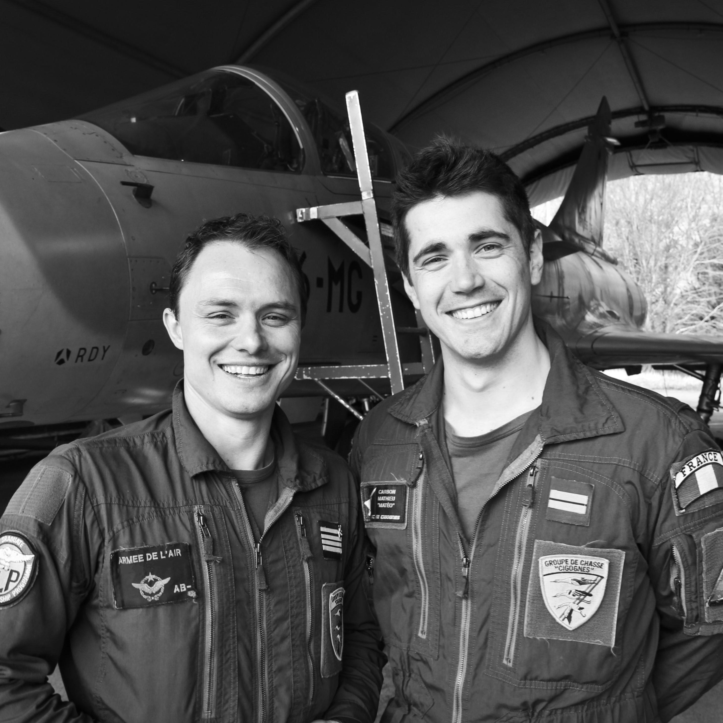 Major Peck, Test Pilot, Fighter Pilot, Engineer