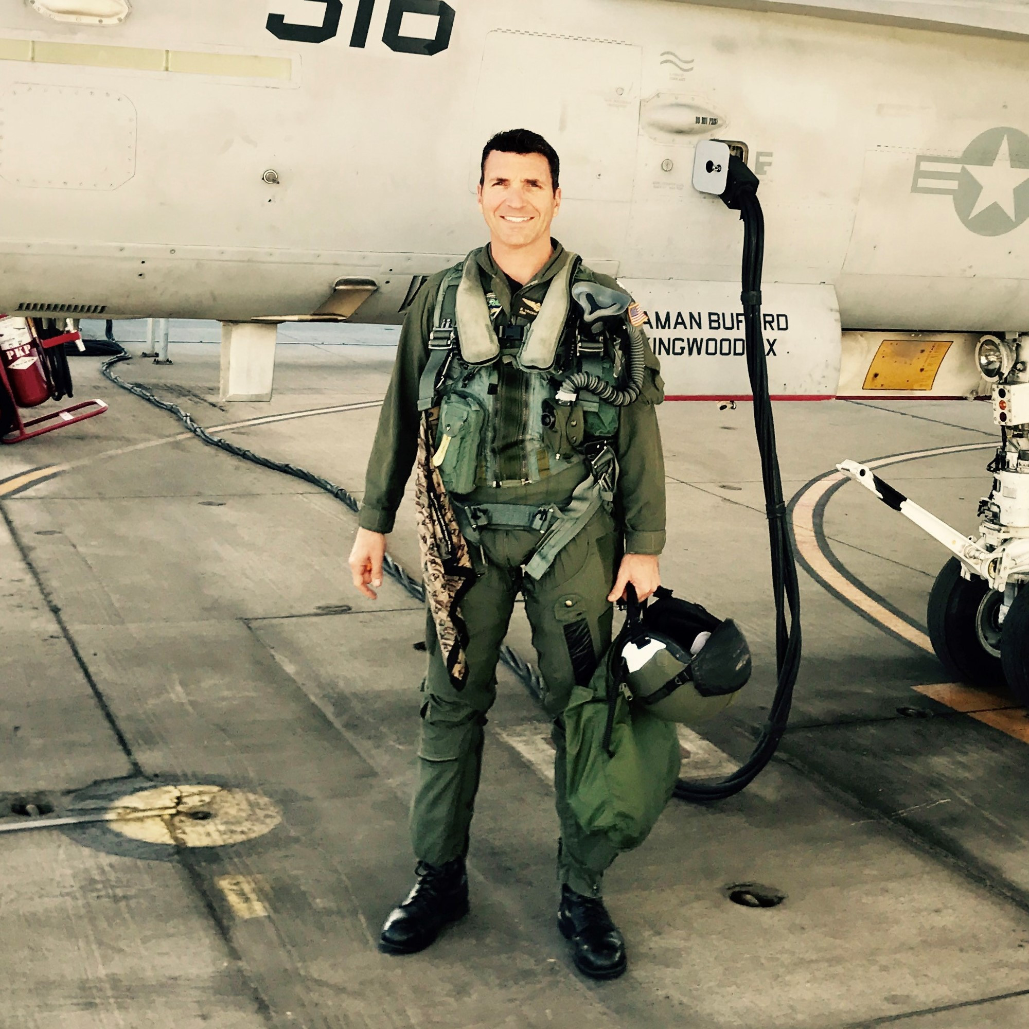 "Vincent ""Jell-O"" Aiello, Host of the Fighter Pilot Podcast, Former US Navy F18 and F16 Pilot"