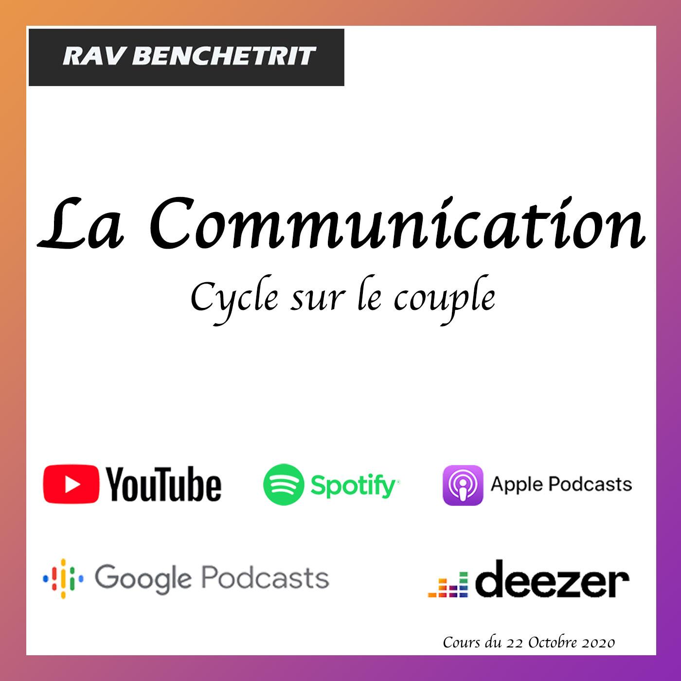 Couple :  La Communication