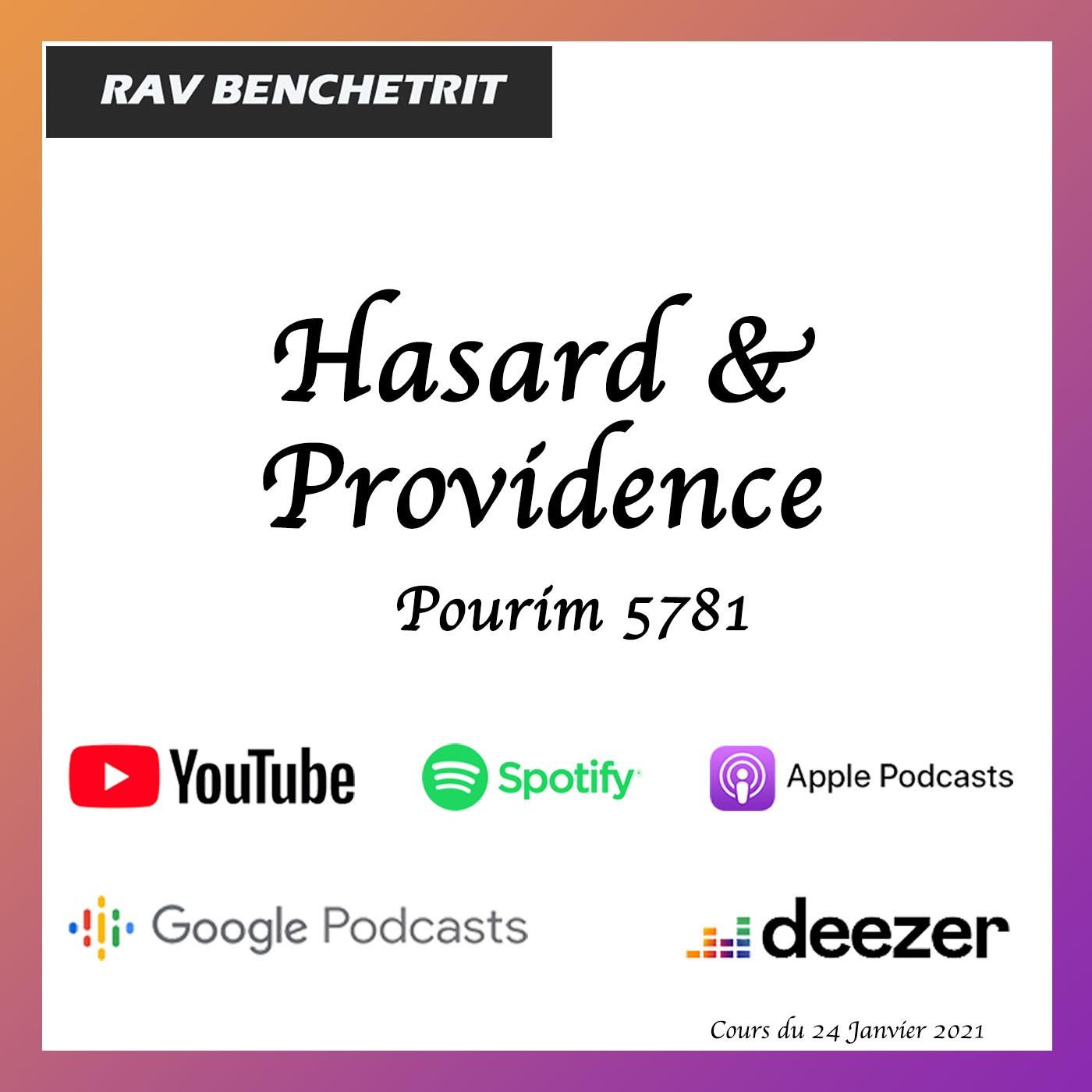 Hasard & Providence
