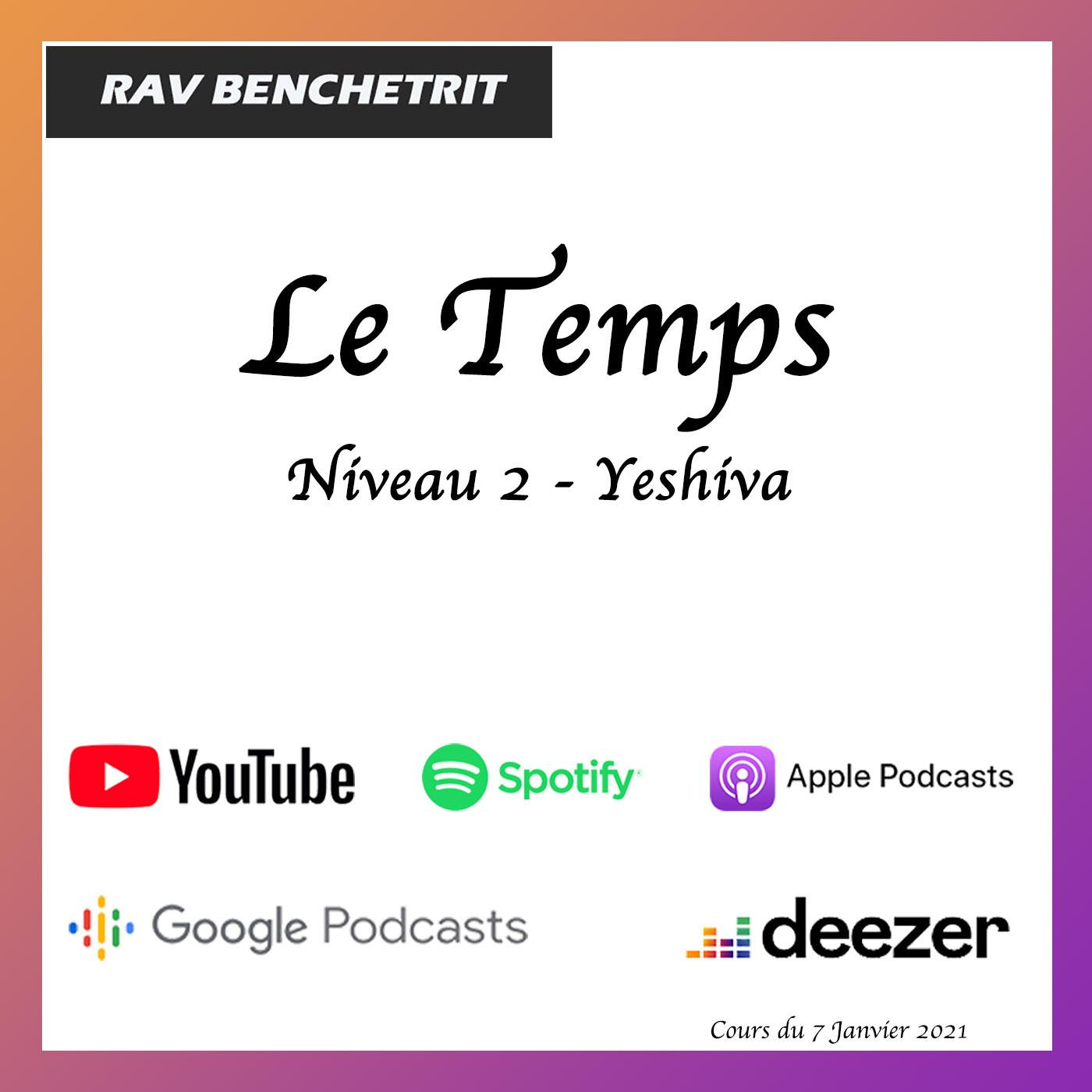 Le Temps - (Niveau 2)