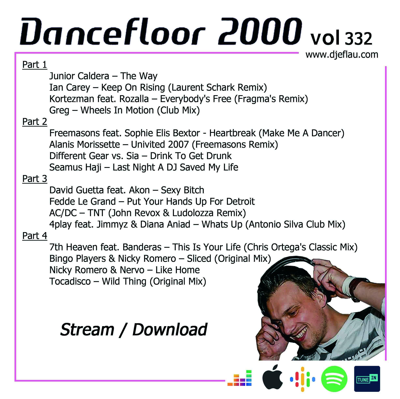 DANCEFLOOR 2000 vol 332