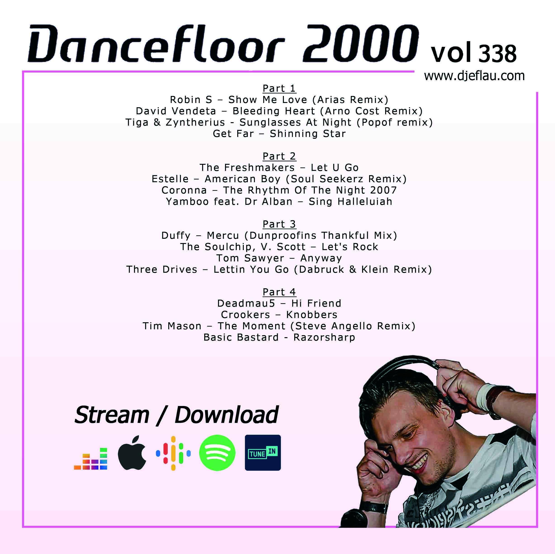 DANCEFLOOR 2000 vol 338