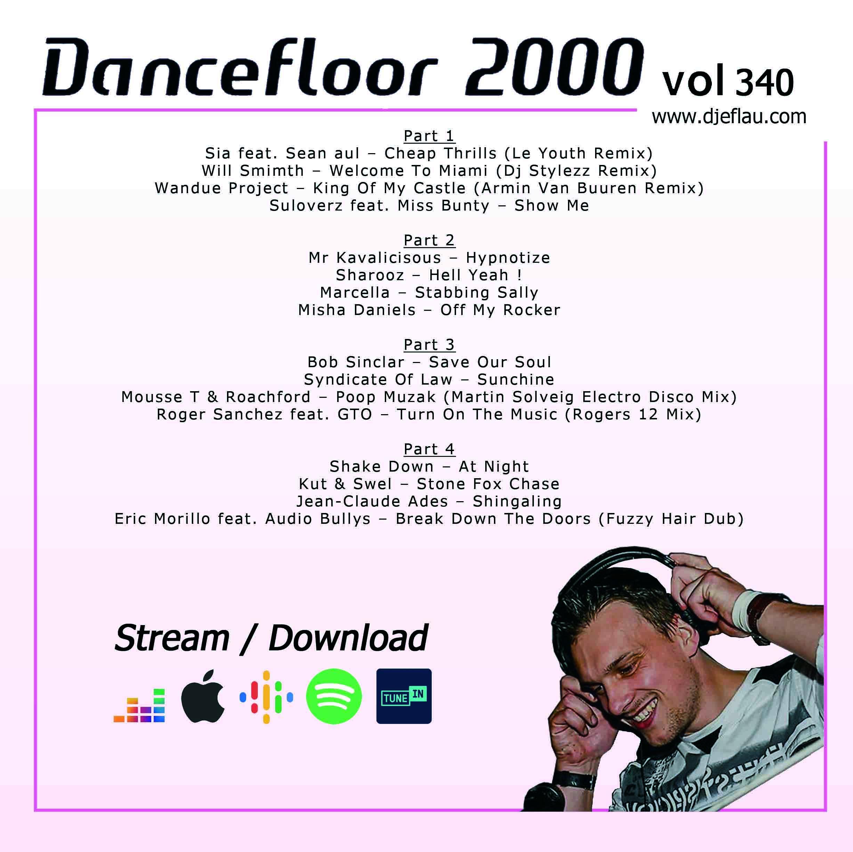 DANCEFLOOR 2000 vol 340