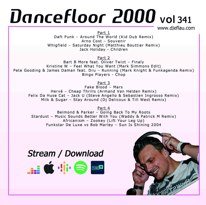 DANCEFLOOR 2000 vol 341
