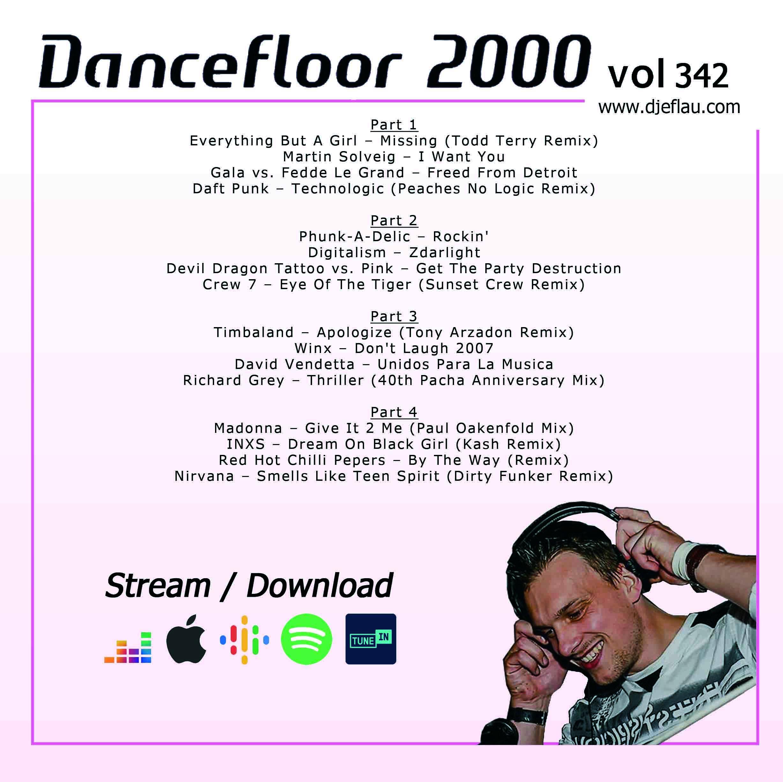 DANCEFLOOR 2000 vol 342