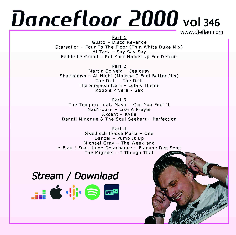 DANCEFLOOR 2000 vol 346