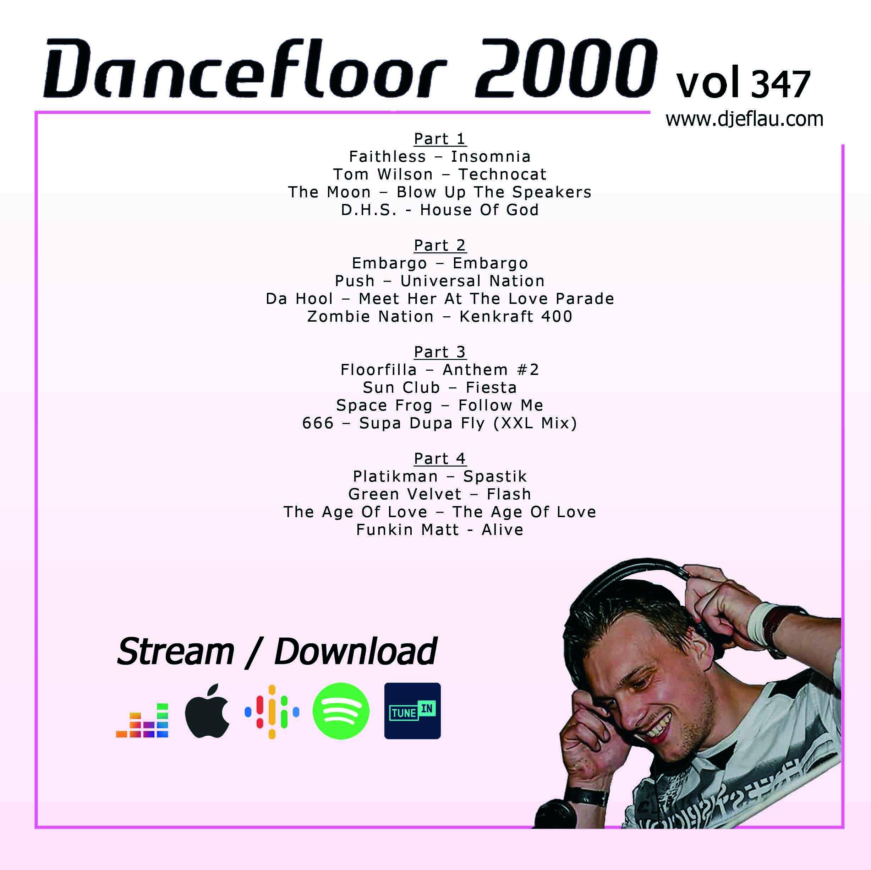 DANCEFLOOR 2000 vol 347