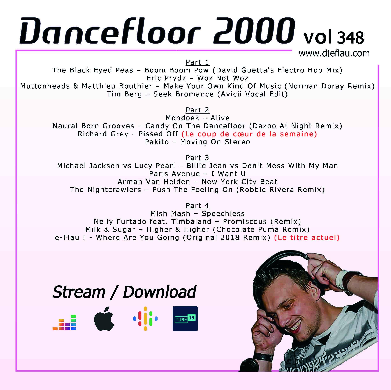 DANCEFLOOR 2000 vol 348
