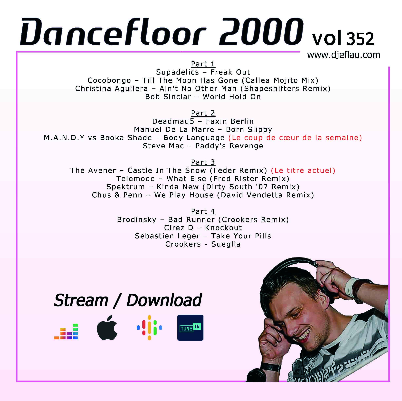 DANCEFLOOR 2000 vol 352