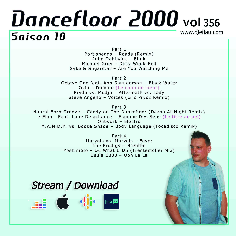 DANCEFLOOR 2000 vol 356