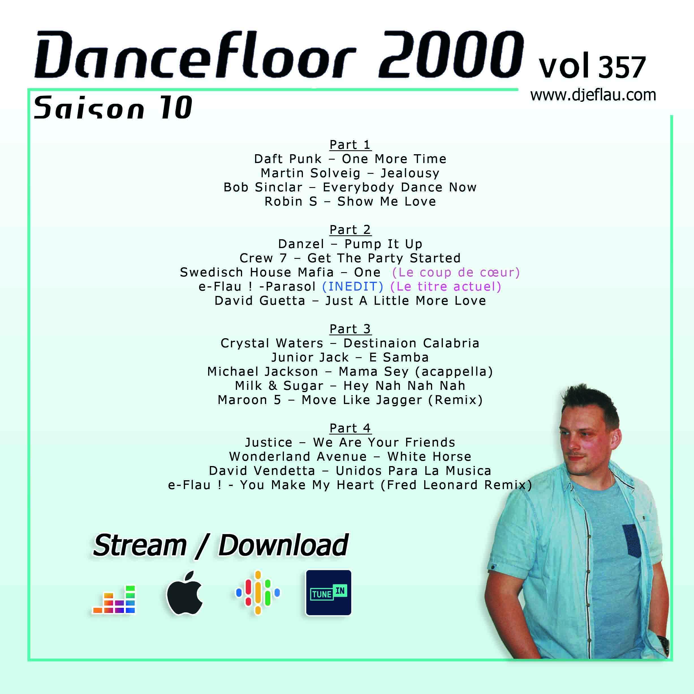 DANCEFLOOR 2000 vol 357