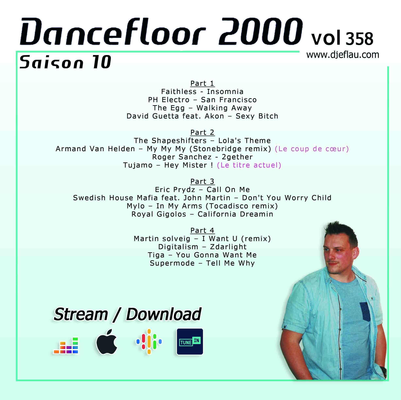 DANCEFLOOR 2000 vol 358